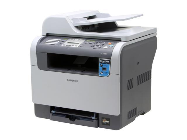 Samsung CLX-3160FN MFC / All-In-One Color Laser Printer