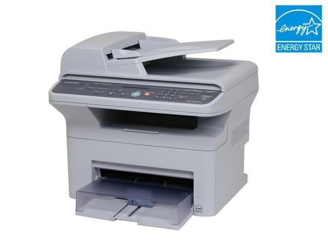Samsung SCX-4725FN MFC / All-In-One Up to 24 ppm 1200 x 1200 dpi Color Print Quality Monochrome Laser Printer