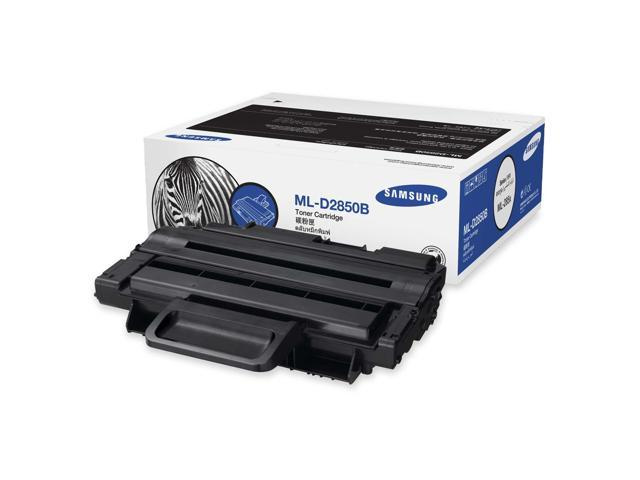 SAMSUNG ML-D2850B Cartridge For ML-2850D and ML-2851ND Printers Black
