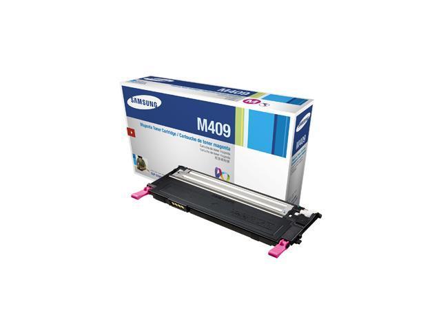 SAMSUNG M409S (CLT-M409S/XAA) Laser Toner for CLP-315, CLP-315W, CLX-3175FN, CLX-3175FW Magenta