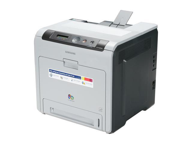 Samsung CLP Series CLP-620ND Workgroup Up to 21 ppm 9600 x 600 dpi Color Print Quality Color Laser Printer