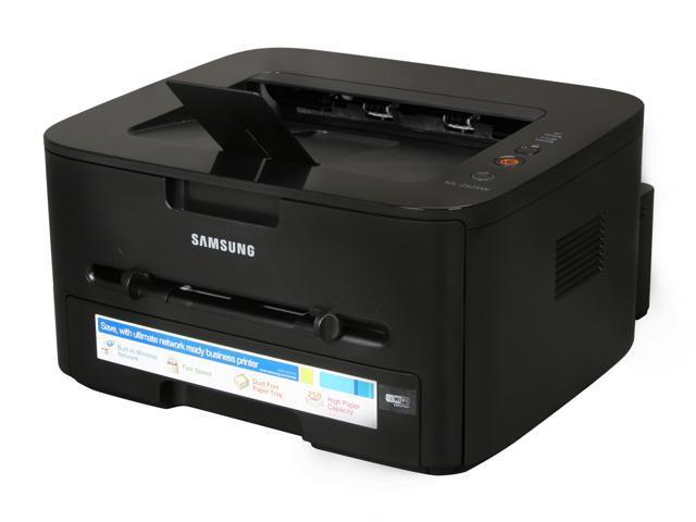 Samsung ML Series ML-2525W Workgroup Monochrome Wireless 802.11b/g/n Laser Printer