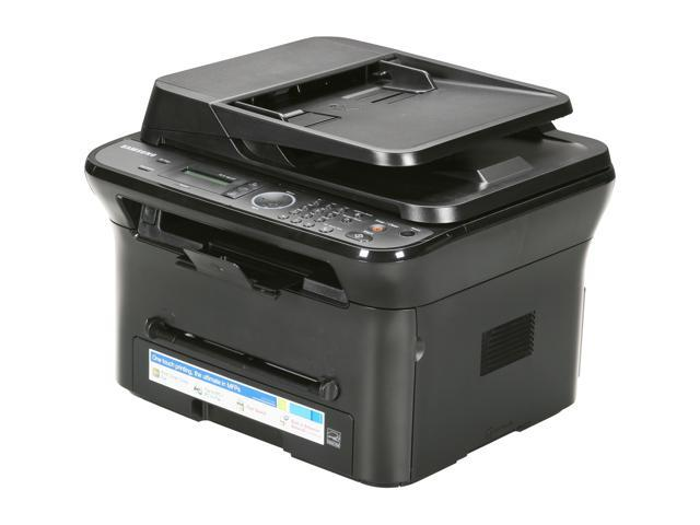 Samsung SCX Series SCX-4623F MFC / All-In-One Up to 23 ppm 1200 x 1200 dpi Color Print Quality Monochrome Laser Printer