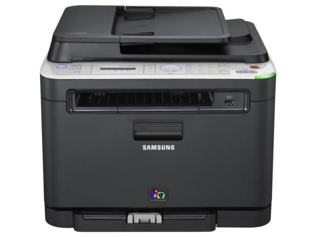 Samsung CLX Series CLX-3185FW MFC / All-In-One Up to 17 ppm 2400 x 600 dpi Color Print Quality Color Wireless 802.11b/g/n Laser Printer
