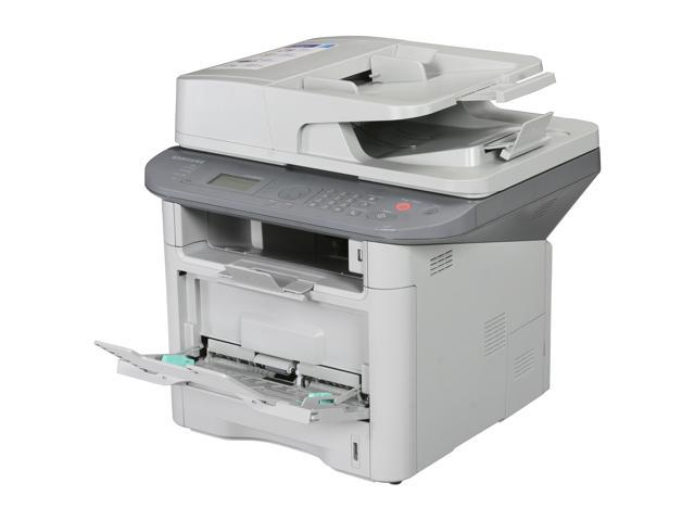Samsung SCX Series SCX-4835FR MFC / All-In-One Up to 33 ppm 1200 x 1200 dpi Color Print Quality Monochrome Laser Printer