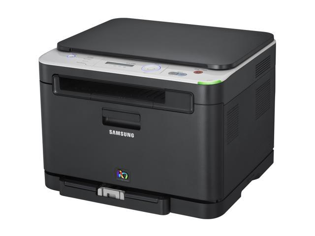 Samsung CLX-3185 MFC / All-In-One Up to 16 ppm in A4 (17 ppm in Letter) Speed 2400 x 600 dpi Color Print Quality Color Laser Printer