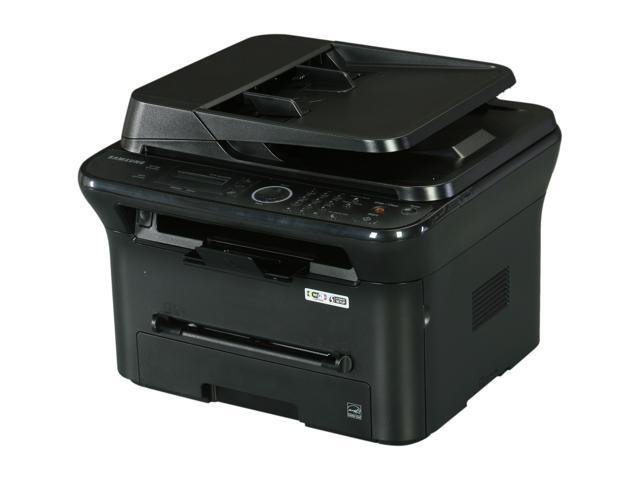 Samsung SCX Series SCX-4623FW MFC / All-In-One Up to 23 ppm Monochrome Wireless 802.11b/g/n Laser Printer