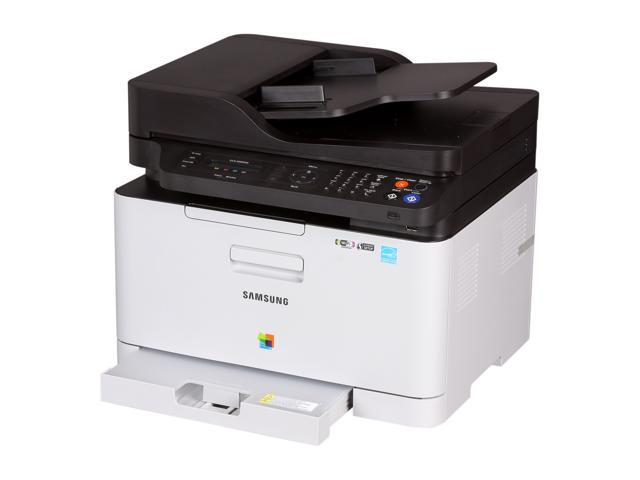 SAMSUNG CLX Series CLX-3305FW MFC / All-In-One Color Wireless 802.11b/g/n Laser Printer
