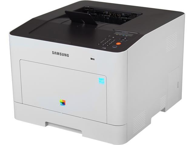 SAMSUNG CLP Series CLP-680ND Workgroup Up to 25 ppm 9600 x 600 dpi Color Print Quality Color Laser Printer