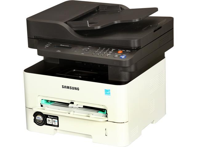 Samsung SL-M2875FD/XAA MFC / All-In-One Up to 29 ppm Monochrome Laser Printer
