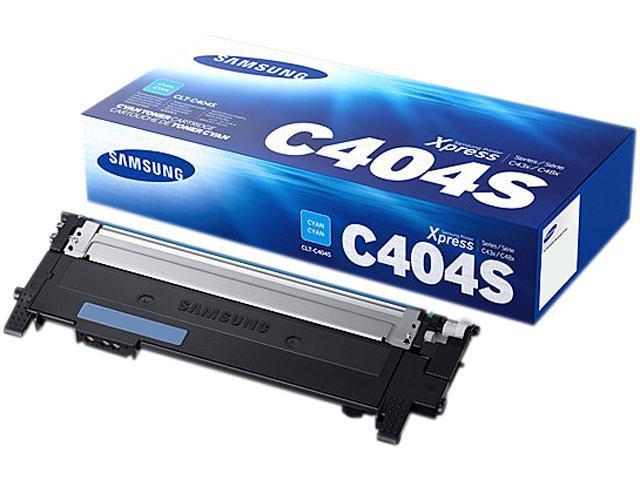 SAMSUNG 404 CLT-C404S/XAA Standard-yield Toner Cyan