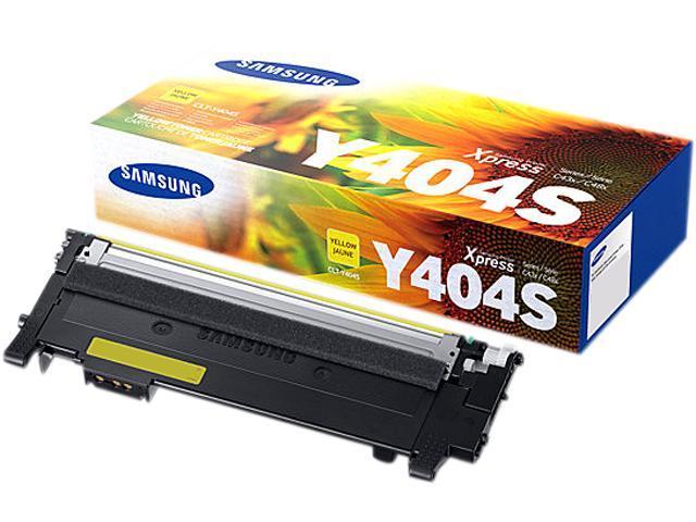 SAMSUNG 404 CLT-Y404S/XAA Standard-yield Toner Yellow
