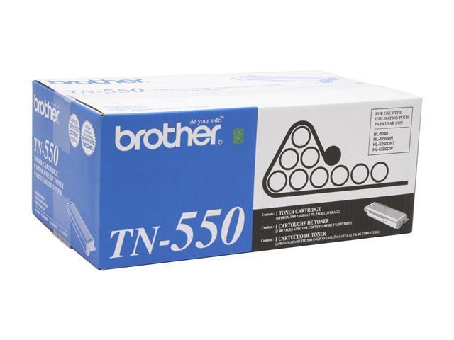 brother TN-550 Toner Cartridge Black