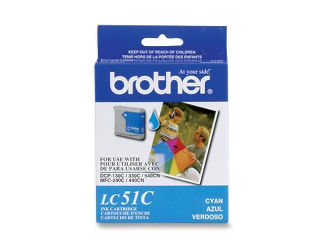 brother LC51CS Cartridge Cyan