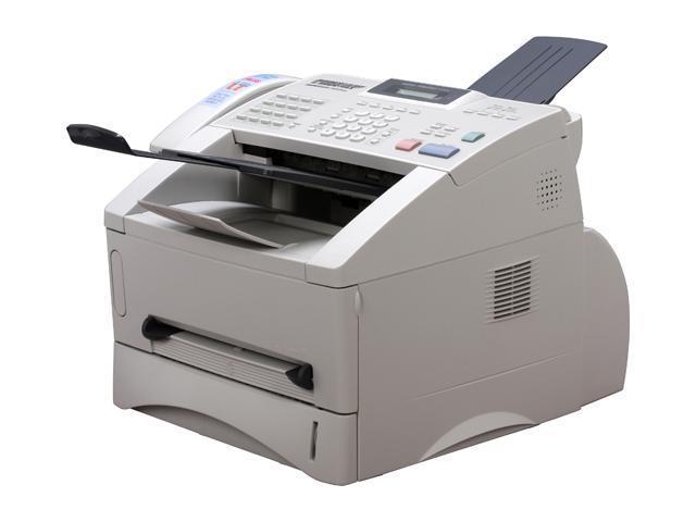 Brother IntelliFax 4100e 33.6Kbps B/W Laser Technology Fax Machine