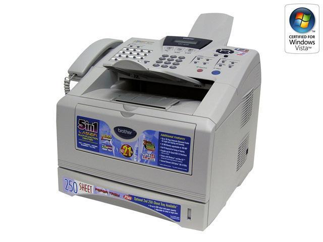Brother MFC Series MFC-8220 MFC / All-In-One Up to 21 ppm Monochrome Laser Printer