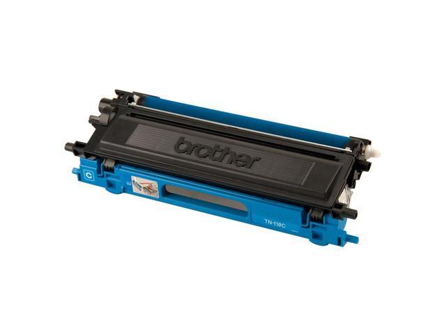 brother TN110C Toner Cartridge for HL-4040CN, HL-4070CDW, MFC-9440CN, MFC9840CDW Cyan