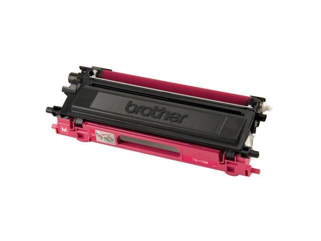brother TN115M High Yield Toner Cartridge Magenta