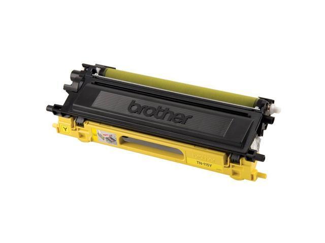 brother TN115Y High Yield Toner Cartridge Yellow