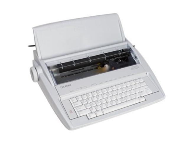 Brother GX-6750 Portable Electronic Typewriter GX6750 TYPEWRITER W/ VIEW MODE & CORRECTION MEMORY