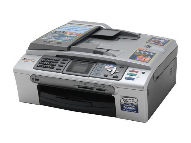 Brother MFC series MFC-465cn InkJet MFC / All-In-One Color Printer