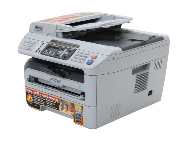 Is the Brother MFCN Laser Multi-Function Printer Compatible With Windows 7