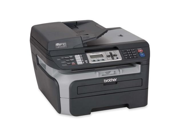 Brother MFC Series MFC-7840W MFC / All-In-One Up to 23 ppm 2400 x 600 dpi Color Print Quality Monochrome Wireless 802.11b/g/n Laser Printer