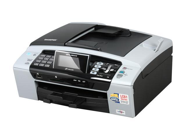 Driver For Mfc 490cw Printer Brother