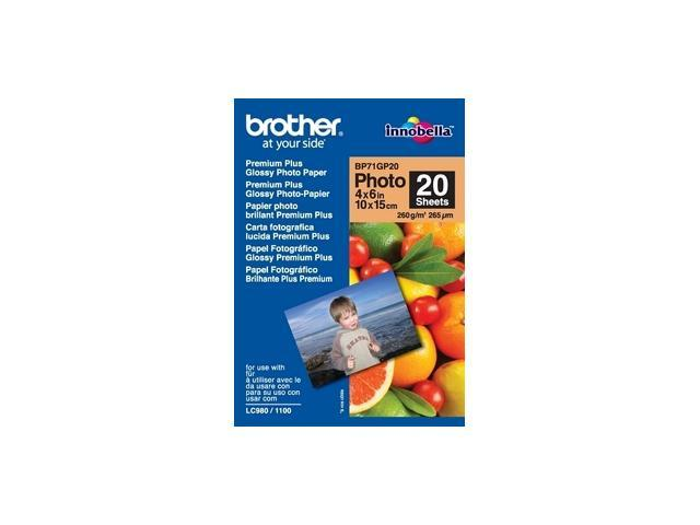 brother BP71GP20 Paper