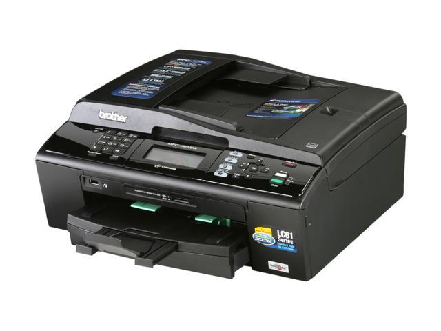 Brother Professional Series MFCJ615W Inkjet AllinOne Printer with