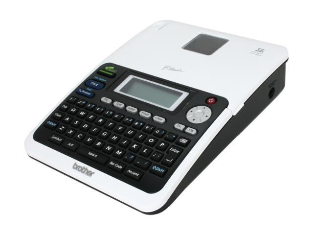 brother P-touch PT-2030AD Desktop