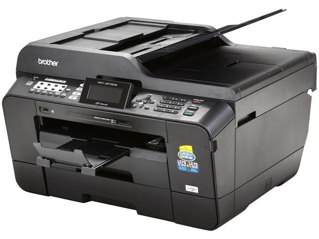 Brother Professional Series MFC-J6710DW Inkjet All-in-One Printer with up to 11