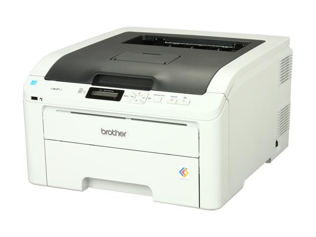 Brother HL Series HL-3075CW Workgroup Up to 19 ppm 600 x 2400 dpi Color Print Quality Color Wireless 802.11b/g/n Digital Color LED Printer