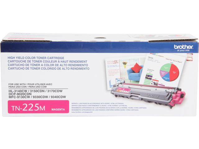 brother TN225M Toner Magenta