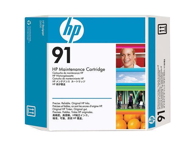 HP C9518A 91 Maintenance Cartridge