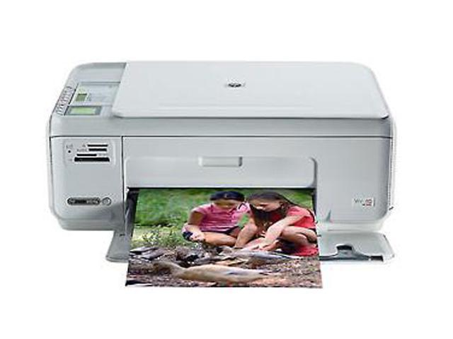 HP Photosmart C4385 CC281A Up To 30 Ppm Black Print Speed 4800 X 1200 Dpi Color