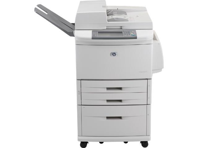 HP LaserJet M9040 MFC / All-In-One Up to 40 ppm 600 x 600 dpi Color Print Quality Color Laser Printer