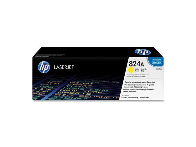 HP CB382A Color LaserJet Print Cartridge Yellow