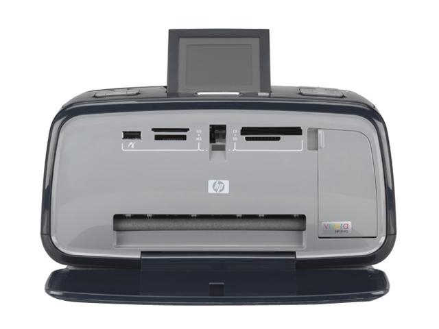 HP Photosmart A617 Q7117A Up to 60 seconds per page Black Print Speed 4800 x 1200 dpi Color Print Quality InkJet Photo Color Printer