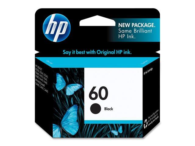 HP CC640WN 60 Ink Cartridge Black