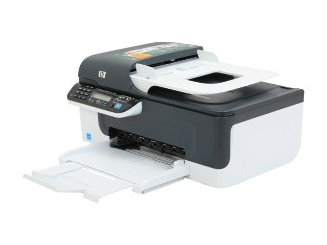 Драйвер принтер hp officejet j4580