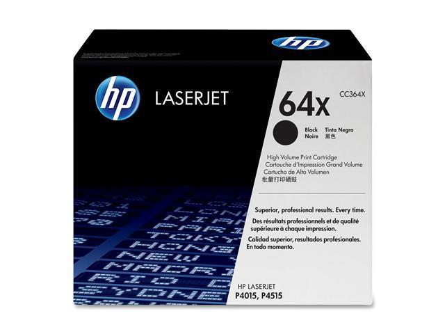 HP LaserJet CC364X Cartridge Black