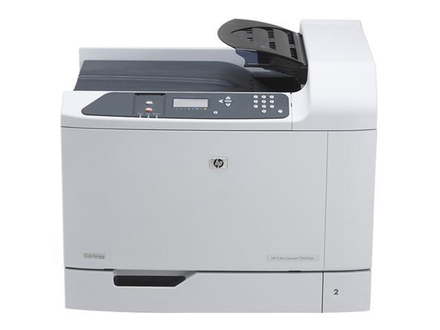 HP Color LaserJet CP6015dn Workgroup Up to 40 ppm 1200 x 600 dpi Color Print Quality Color Laser Printer