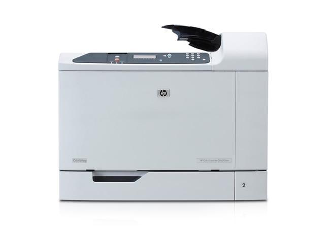 HP Color LaserJet CP6015x Workgroup Up to 40 ppm 1200 x 600 dpi Color Print Quality Color Laser Printer
