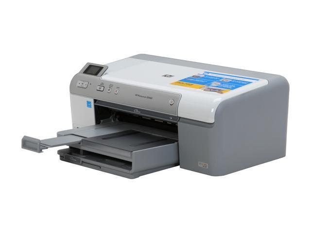 HP Photosmart D5460 Q8421A Up To 33 Ppm Black Print Speed 9600 X 2400 Dpi Color
