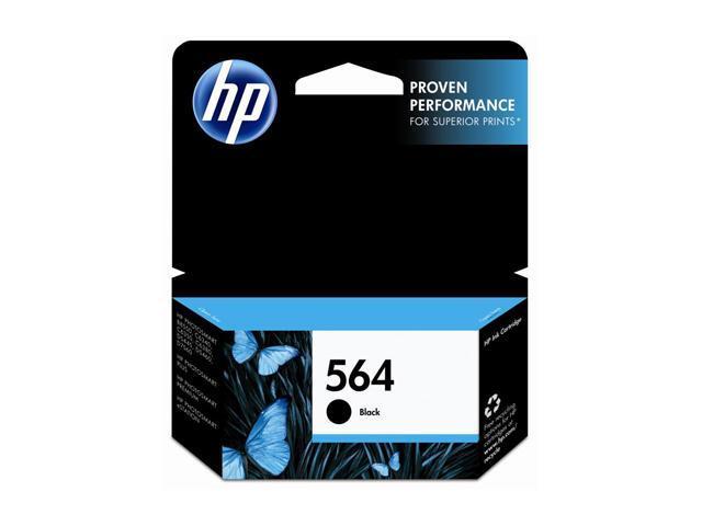 HP 564 (CB316WN#140) Ink Cartridge Black