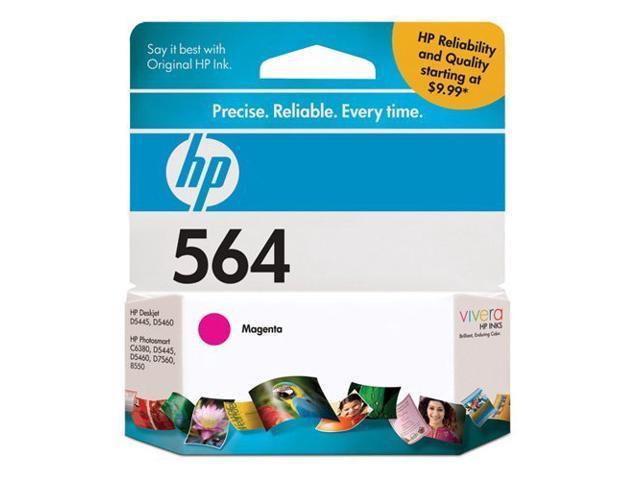 HP CB319WN#140 564 Ink Cartridge Magenta