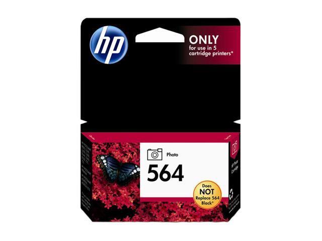 HP 564 (CB317WN#140) Ink Cartridge Photo Black