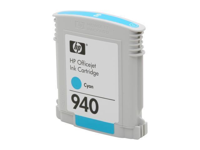 HP C4903AN#140 940 Officejet Ink Cartridge Cyan