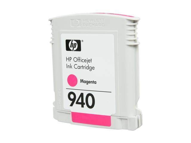 HP C4904AN#140 940 Officejet Ink Cartridge Magenta